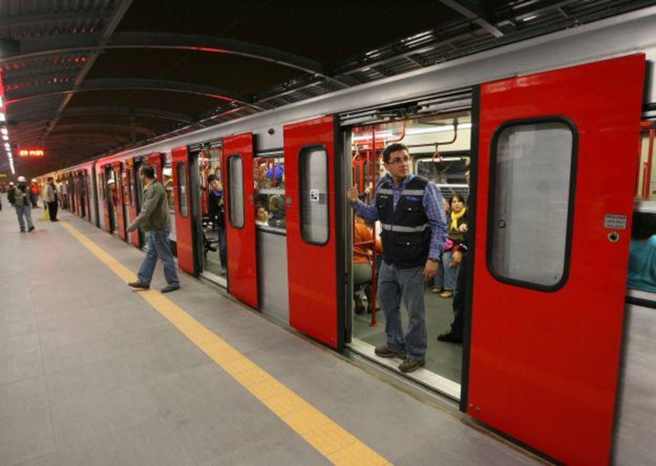 La etapa de construcción de la línea uno terminará en abril del próximo año, con una inversión que alcanza los 900 millones de dólares.
