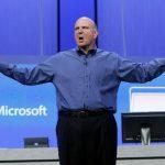 foto: expansión/ ReutersDespués de que Steve Ballmer anunció su salida de la empresa las acciones de Microsoft subían un 7.1 por ciento a 34.69 dólares.