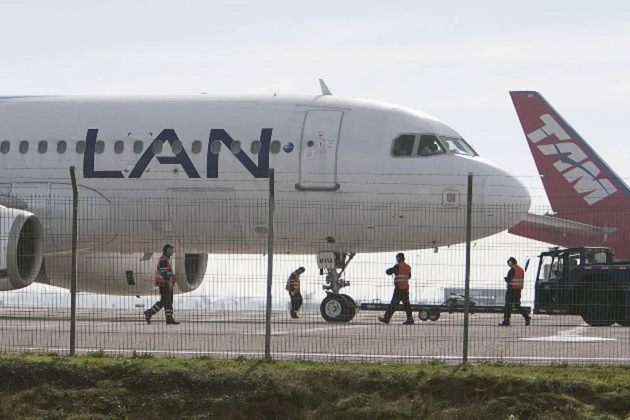 foto: expansiónLAN Argentina había dicho que la decisión ponía en riesgo la continuidad de sus operaciones en el país.