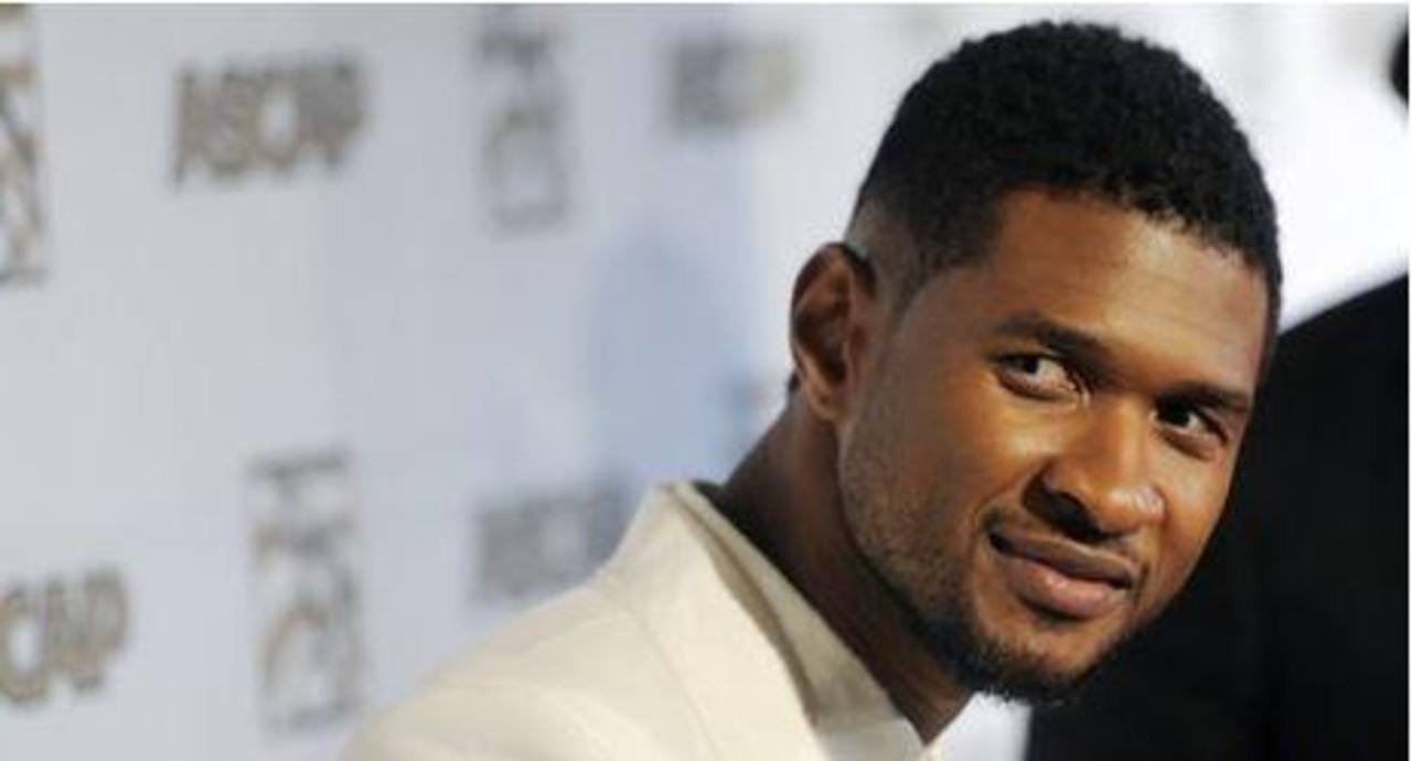 Exesposa de Usher pide audiencia de custodia