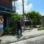A pesar de la amenaza de los pandilleros, ayer por la mañana se observaba muy poca presencia policial en las colonias de Soyapango, excepto en la zona norte. Las autoridades llaman a la población a no amendrentarse y denunciar los hechos. Foto EDH /
