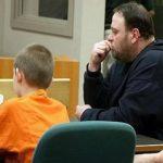 Niño de 14 años a juicio por matar a su padre