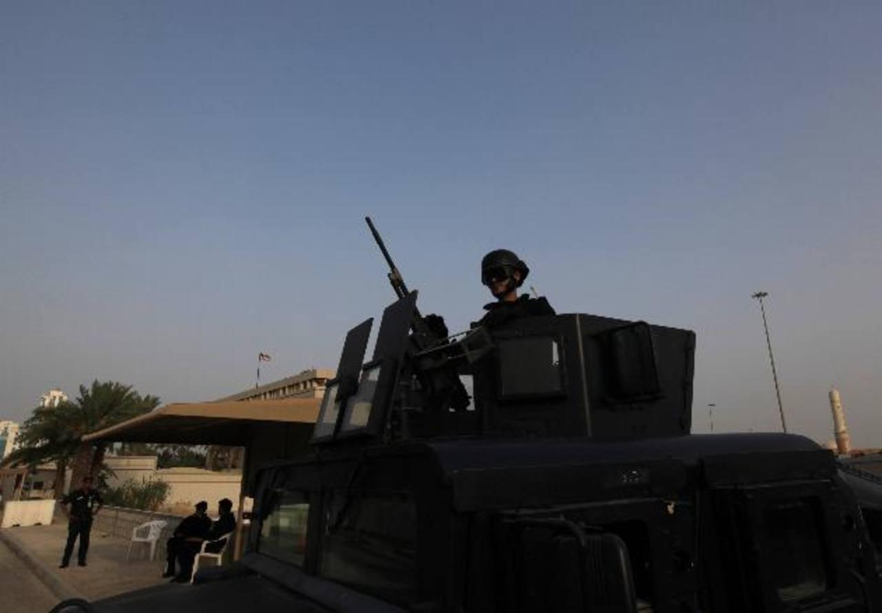 La embajada de Estados Unidos en Baréin ha reforzado su seguridad. Foto/ AP