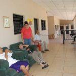 El comité de apoyo busca reunir más fondos para culminar lo que resta de la construcción del asilo. foto edh /insy mendoza