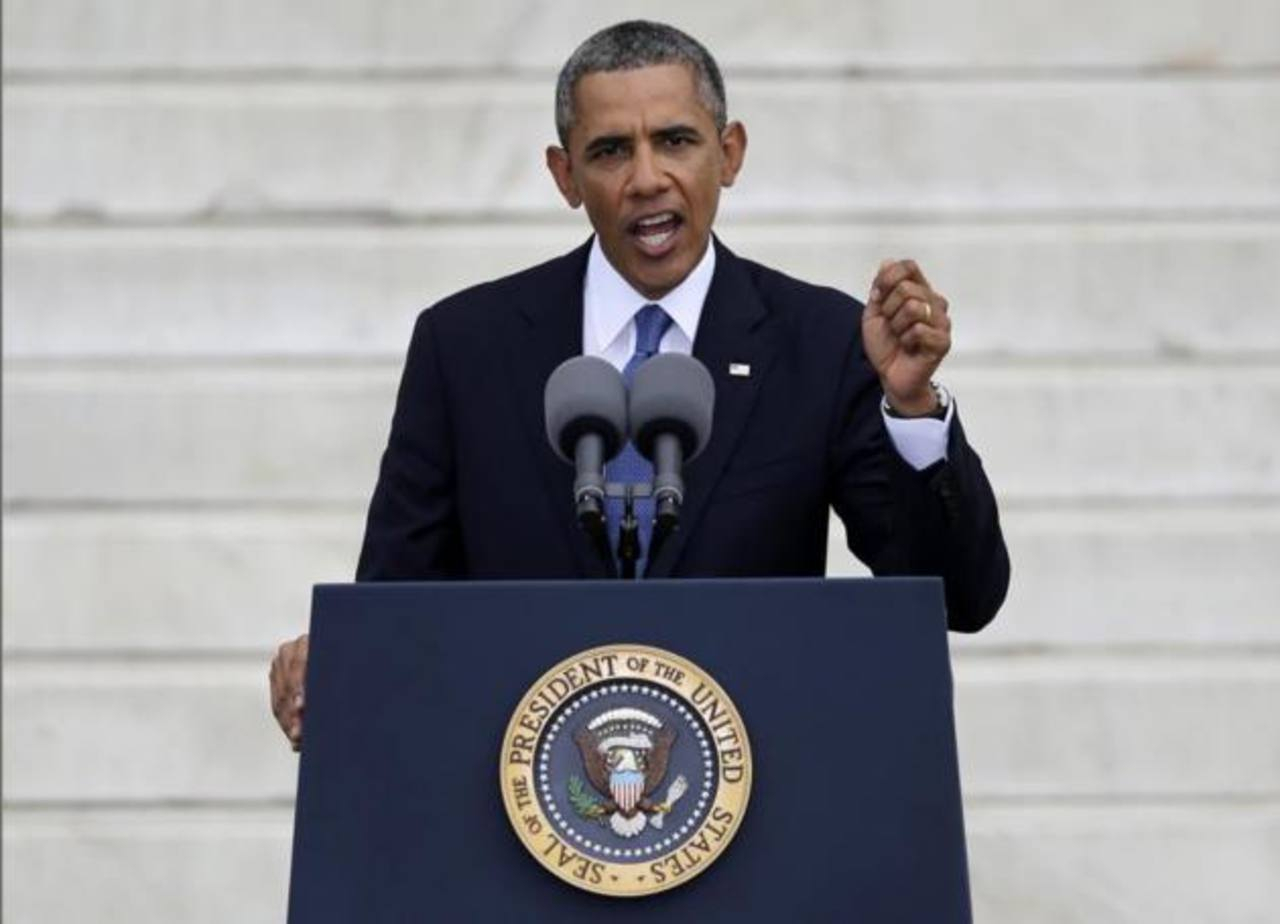 Obama: Gobierno sirio realizó ataque químico
