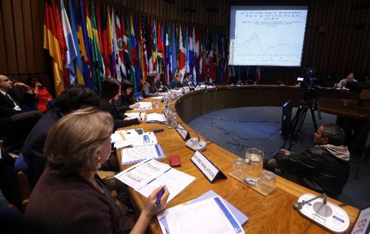 El Fondo de Población de la ONU sesionará la próxima semana en Montevideo. Foto EDH/archivo