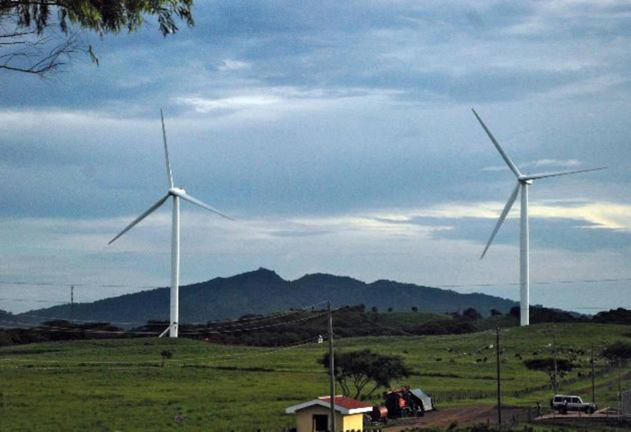 El 75% de la energía será producida en verano, cuando hace más viento. Foto EDH/archivo.