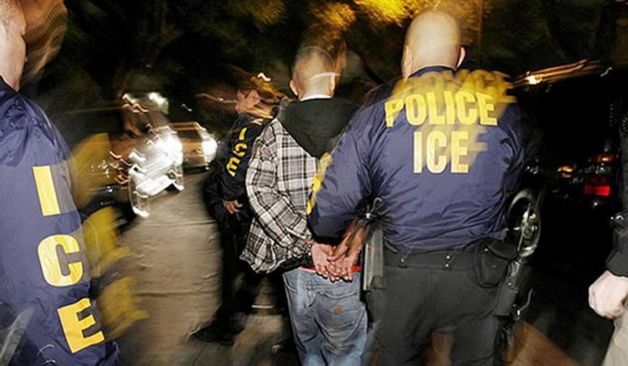 Las autoridades estadounidenses coordinaron una serie de acciones para capturar a pandilleros culpables de hechos delictivos en ese país del norte. Foto EDH / Archivo .