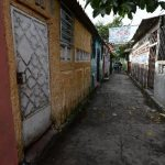 En este pasaje de la colonia Montes de San Bartolo III, fue ultimado a balazos el militar retirado Edwin Alfredo Cruz.