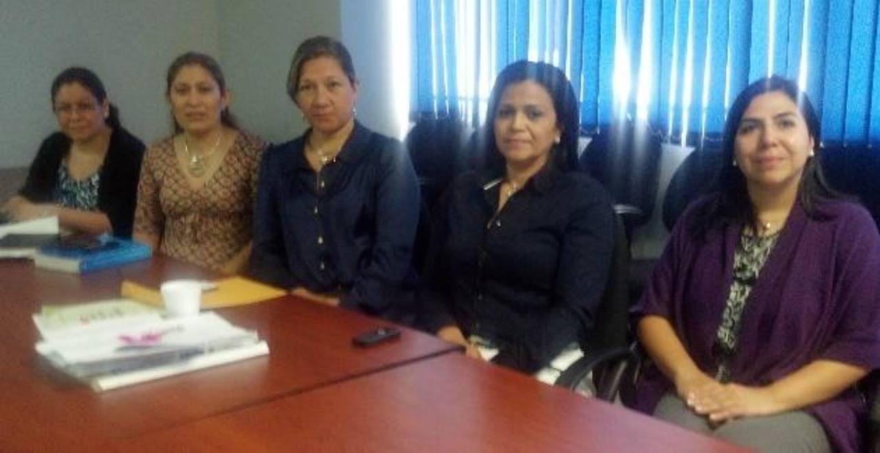 Juezas para la Protección de la Niñez y la Adolescencia en San Salvador, Santa Ana y San Miguel. Argumentan que la complejidad de los casos ha derivado en tardanzas en las resoluciones de los mismos. Foto EDH