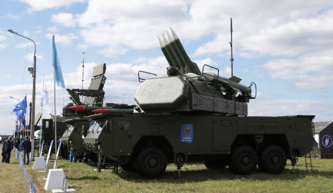 Este tipo de armamento ruso ha sido desplegado hacia Siria, país que afirma que se defenderá si EE.UU. lo ataca.