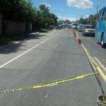 Asesinan a motorista de la ruta 140