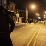 Al menos cinco homicidios se registraron entre la noche del miércoles y el jueves, según reportes de la Policía. El último caso ocurrió en la colonia Chintuc I, en Apopa. Foto EDH / Jorge Reyes
