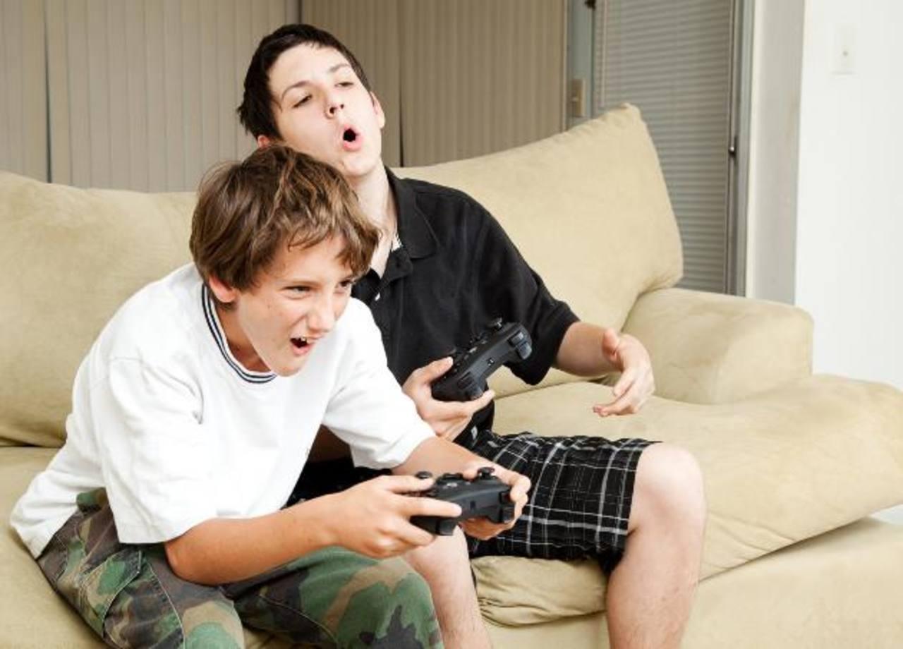 Los videojuegos en linea son un atractivo de los ciberdelincuentes, debido a la alta demanda del mercado a nivel internacional. foto edh/