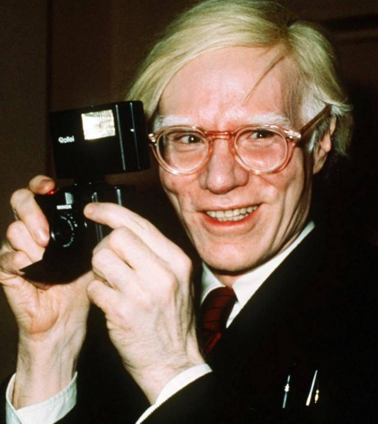 En 1963, Andy Warhol fundó The Factory, un estudio de arte situado en Midtown, Manhattan, Nueva York. Foto EDH / AP