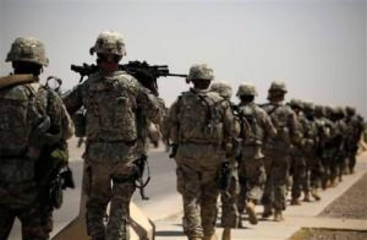 Los narcos mexicanos estarían reclutando soldados de EE. UU. para trabajar para sus cárteles. foto EDH/Internet