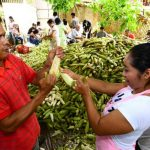 El Festival del Maíz en Suchitoto se celebra desde 1989. Es un fiesta cultural y religiosa organizada por la Iglesia.