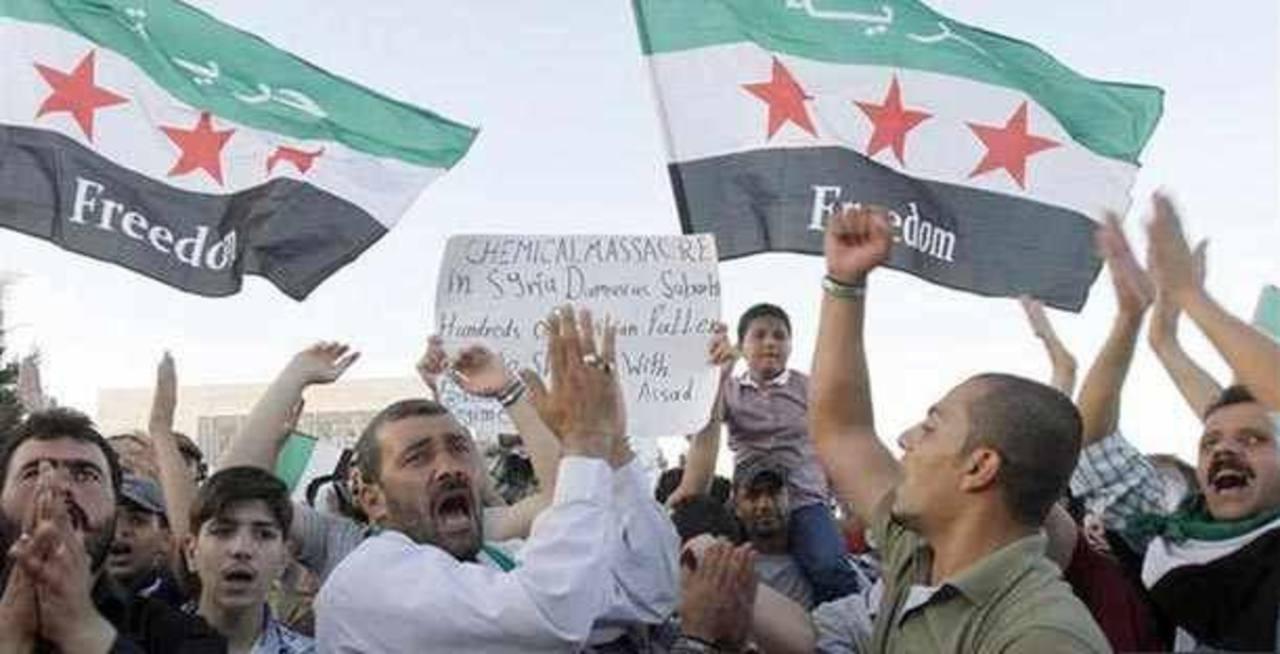 El hijo de 11 años del presidente sirio habría amenazado a EE.UU. en Facebook