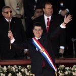 El nuevo presidente de Paraguay. Foto Reuters