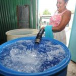 Nueve municipios sin agua este miércoles