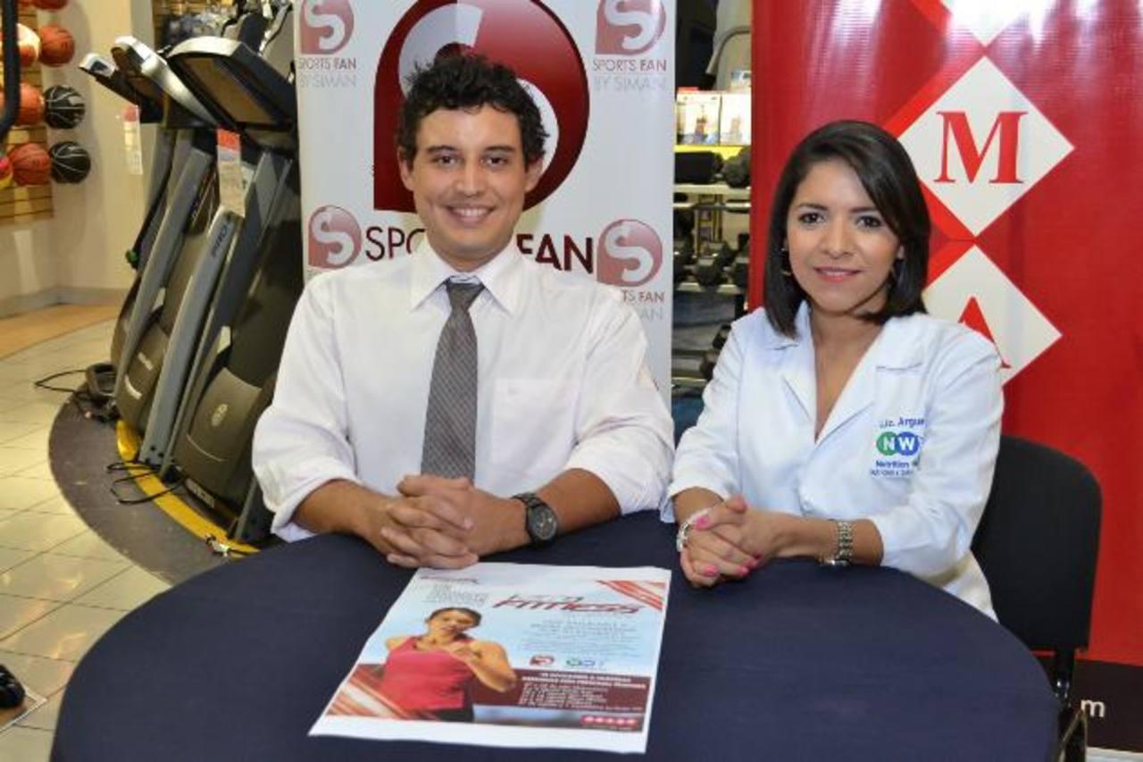 El reto va de la mano con Nutrition Works. foto edh / Mario Díaz