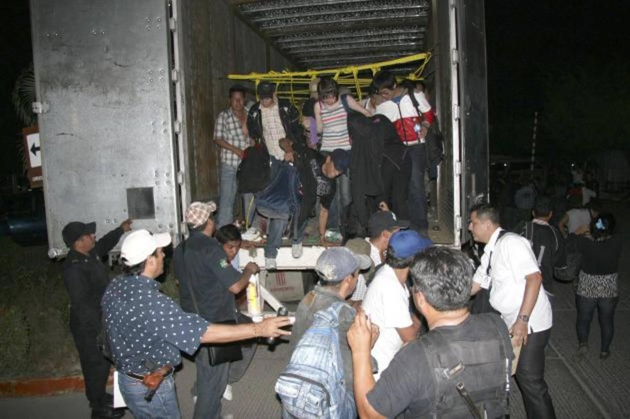 Detienen a salvadoreños al intentar cruzar hacia EE.UU.