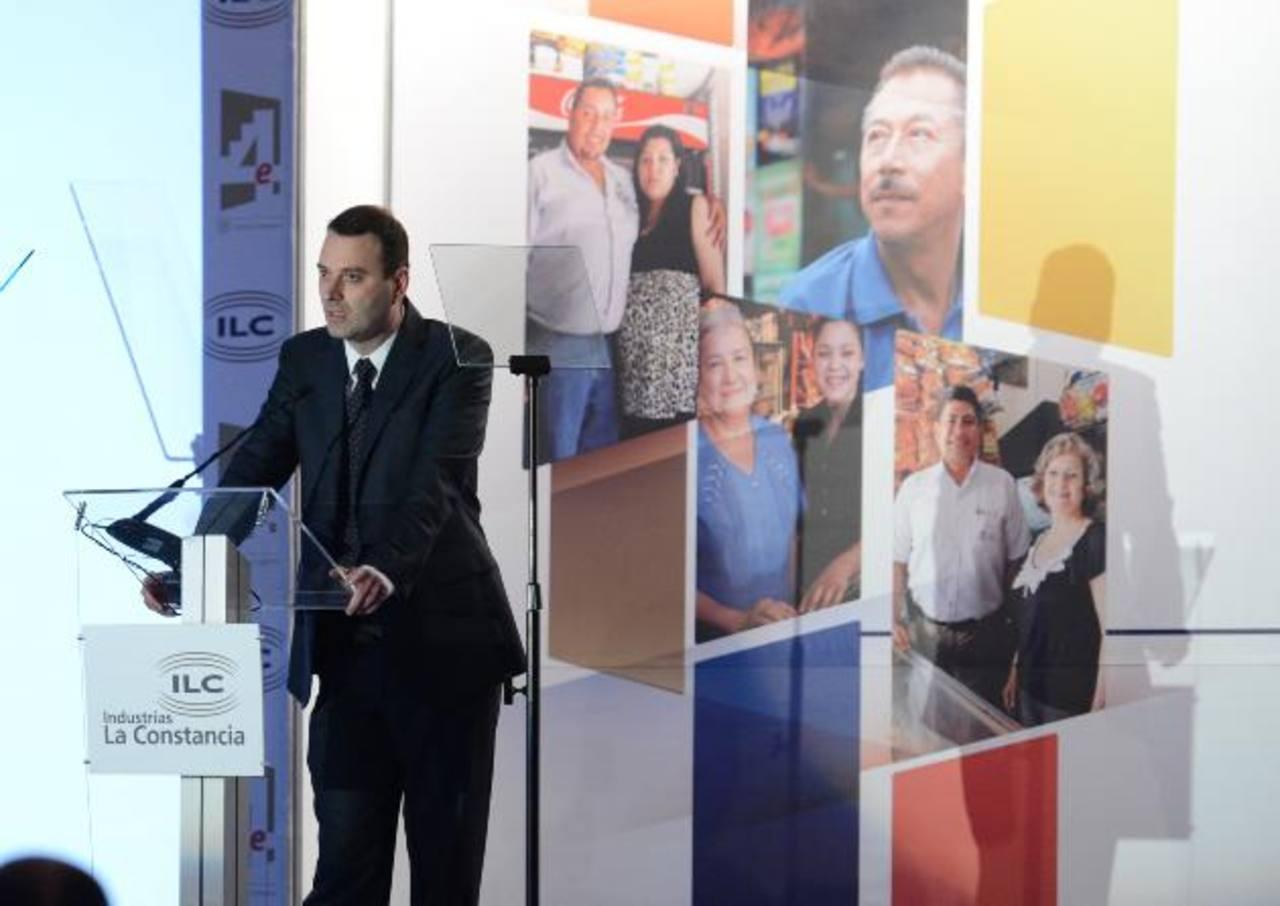 Sab Miller lanzó en el país su programa de inversión social para A.L.. foto edh / mauricio cáceres.
