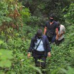 Una mujer embarazada en La Unión, un vigilante en Santa Ana y dos semienterrados fueron localizados en Panchimalco y San Pedro Perulapán de Cuscatlán. Foto EDH/ericka chavez