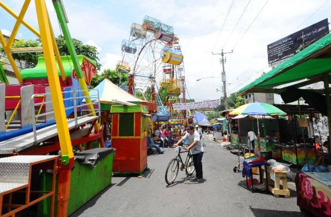 """El desfile de """"Correo"""" recorrerá desde la avenida Bernal hasta la alcaldía del municipio."""