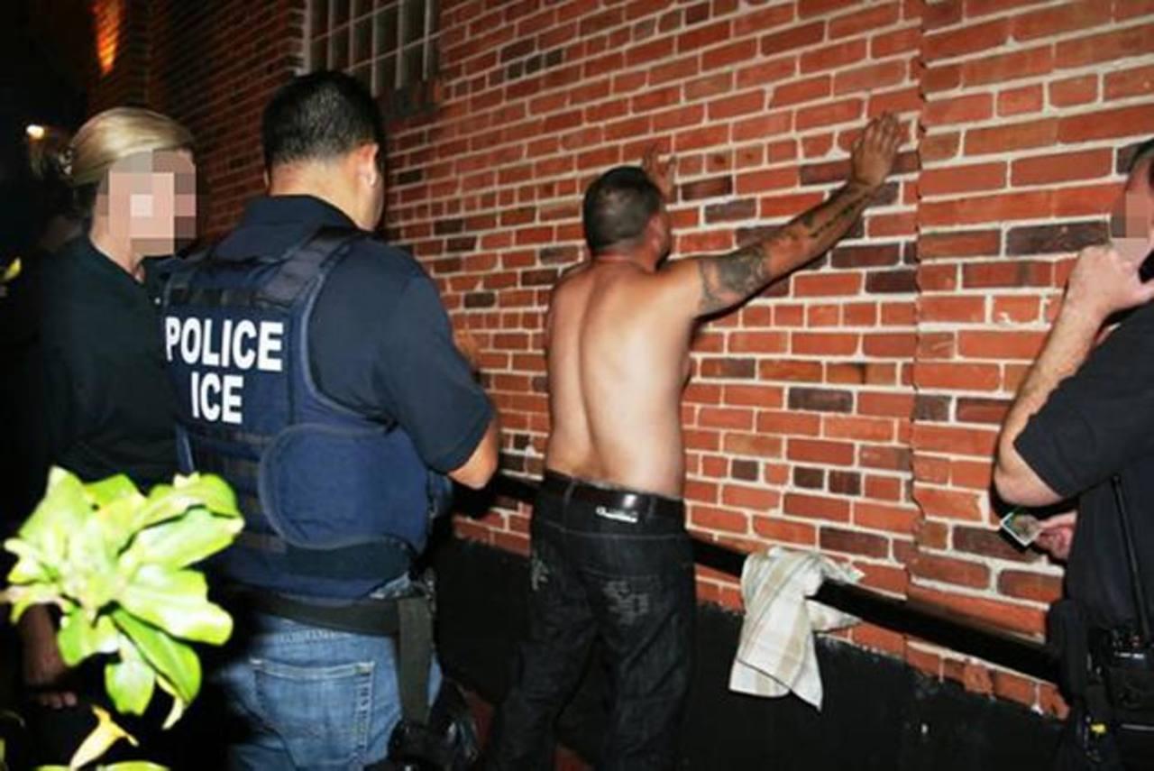 En las últimas semanas, las agencias federales de investigación de Estados Unidos han emprendido una ofensiva en contra de las pandillas. FOTO EDH