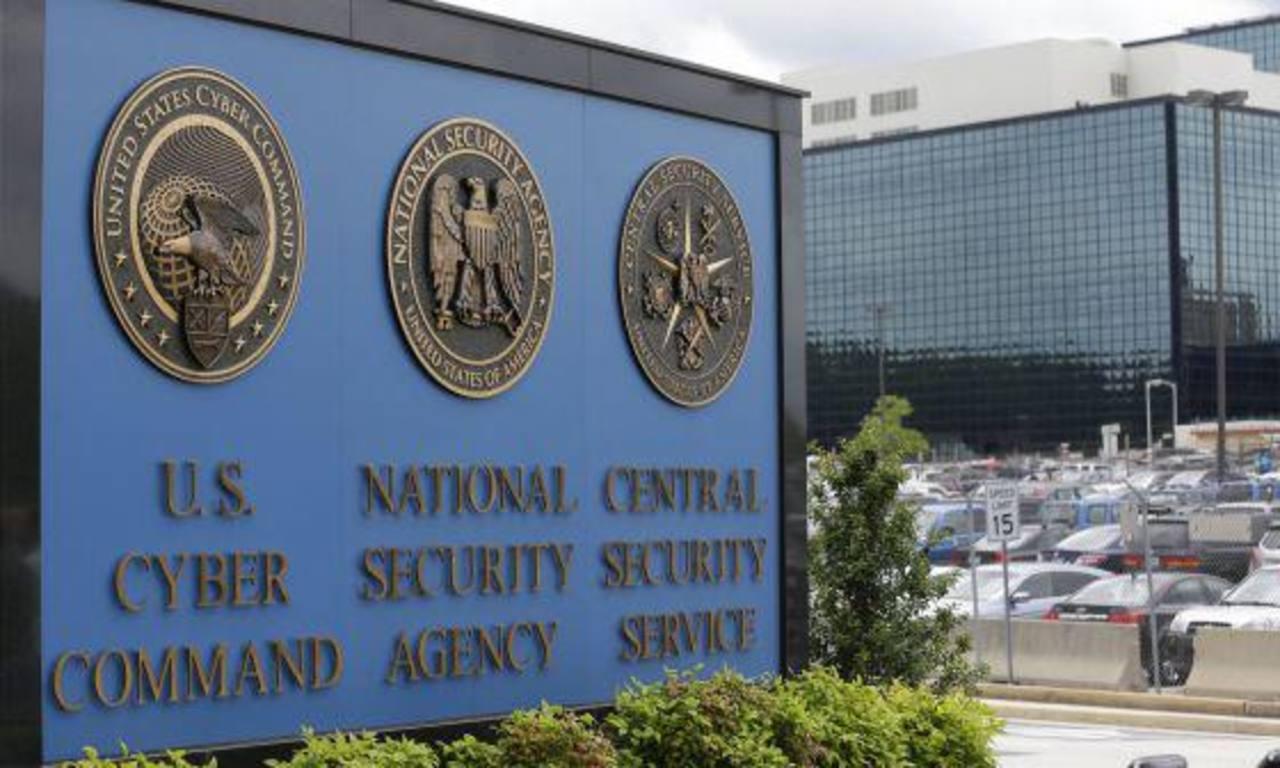 La sede de la NSA en la base de Fort Meade, Maryland. foto edh / AP