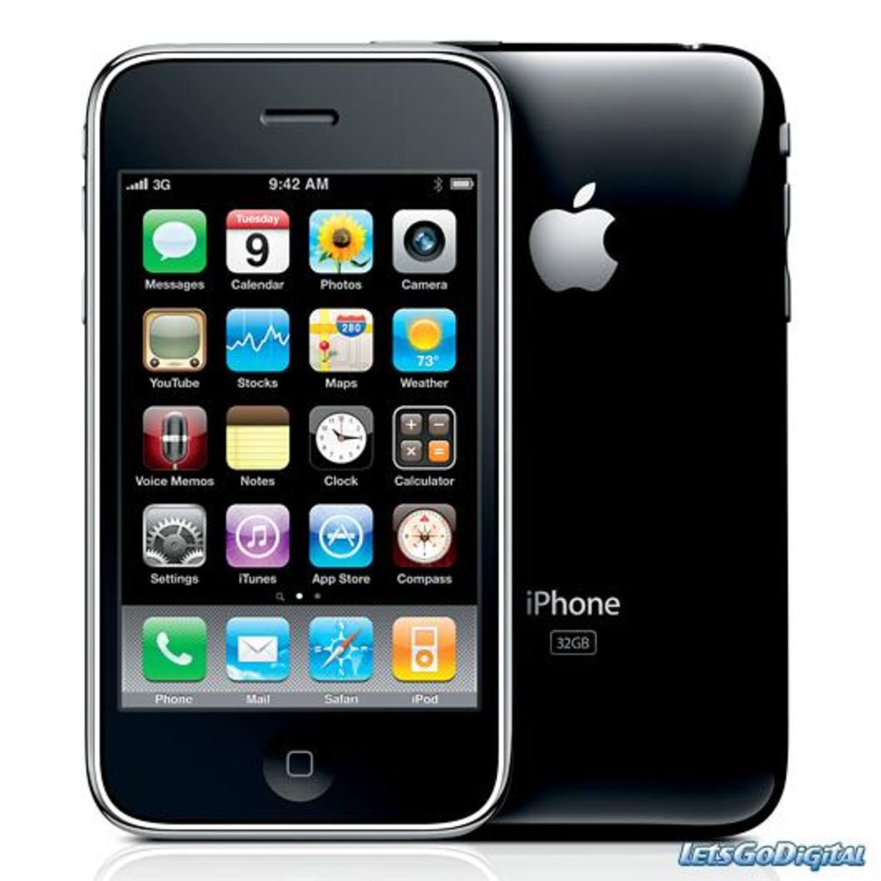 La decisión afectó la venta del Phone 4 y iPhone 3GS.