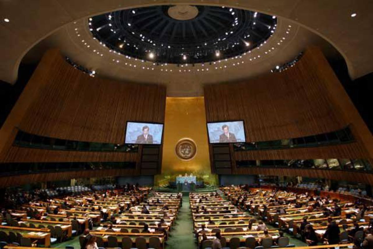 ONU pide rápida investigación de supuesto ataque químico