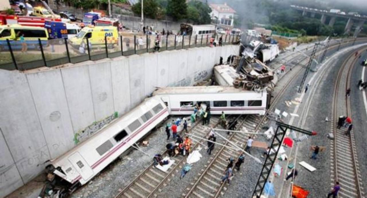 Conductor de tren ignoró avisos de bajar velocidad