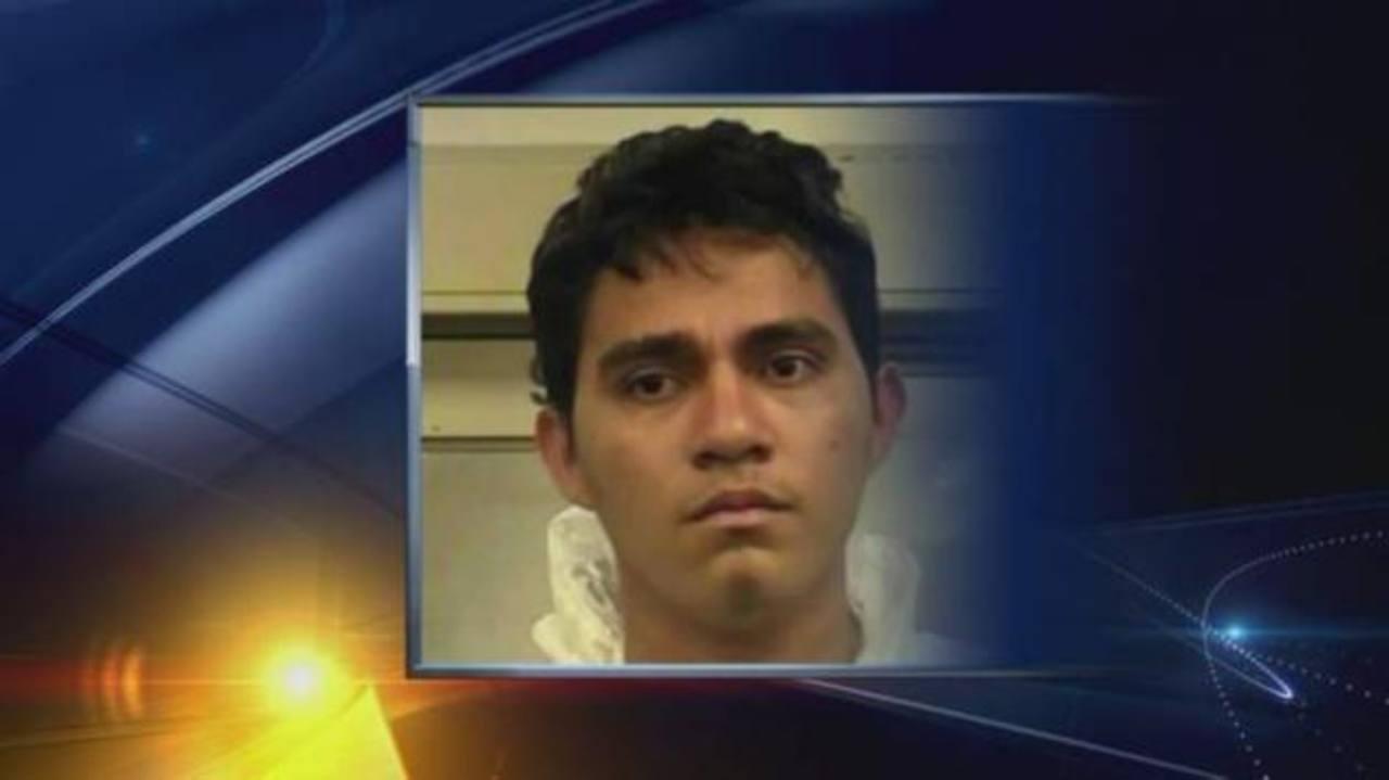 Marvin Aguilar López, de 26 años, fue sentenciado el miércoles a pagar 40 años de cárcel en Estados Unidos. Foto EDH
