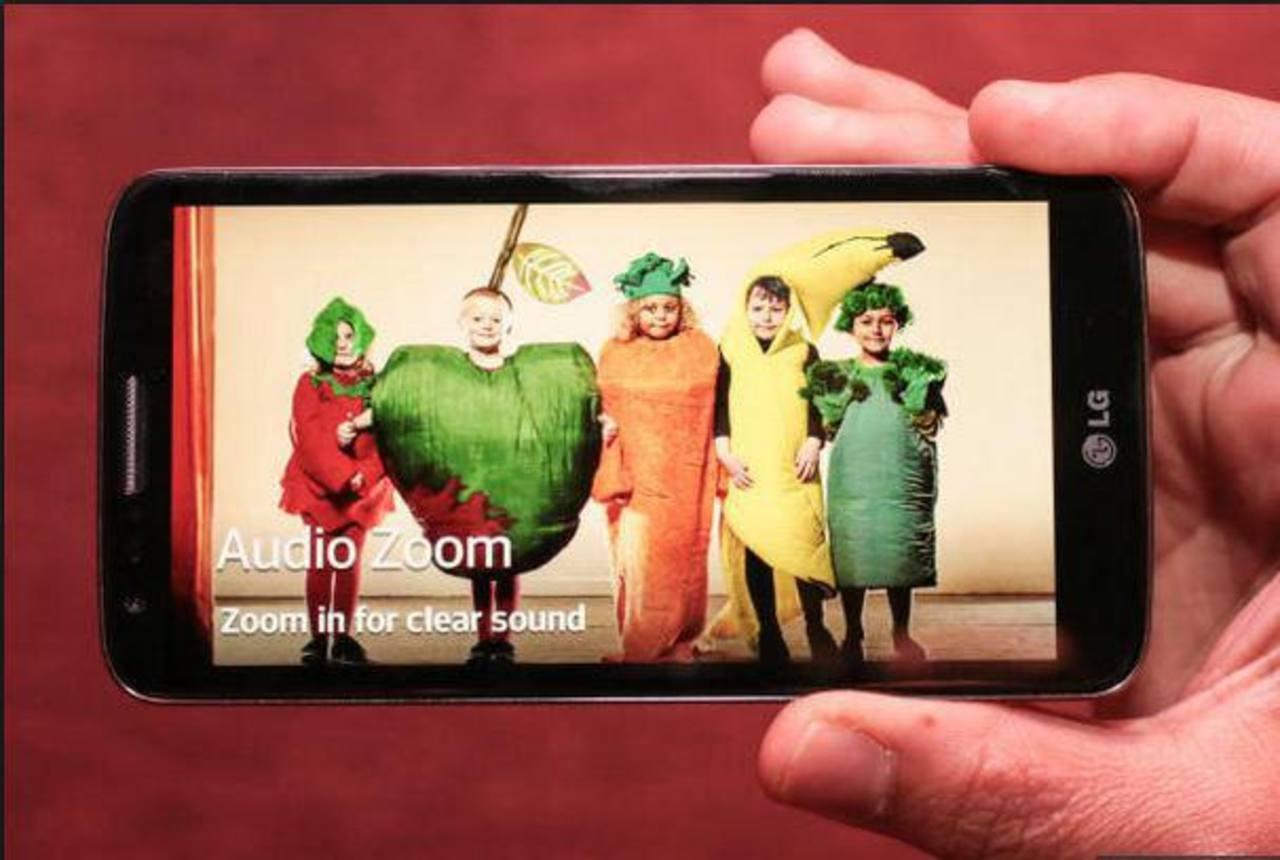 """Llega el LG G2, el celular que """"busca entender a los humanos"""""""