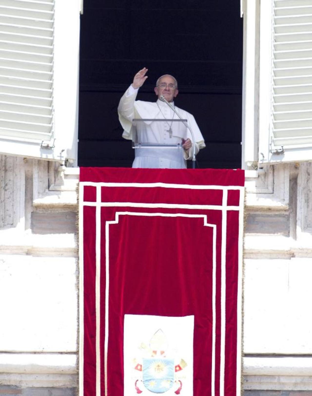 Con un decreto, el Papa aumentó los poderes de la institución a cargo del control interno del Vaticano. foto edh / efe