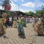 En el evento se ha contemplado la elección y coronación de la reina del Festival del Maíz 2013-2014. Foto EDH / archivo