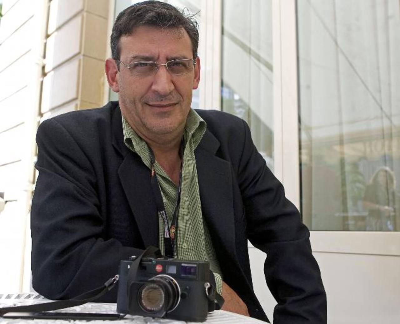El periodista Cristian Poveda fue asesinado el 2 de septiembre de 2009 en La Campanera, Soyapango. Foto EDH / Archivo