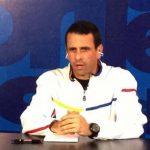 Henrique Capriles Radonski, líder de la oposición venezolana. foto edh/archivo