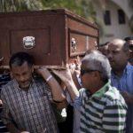 Casi 80 personas murieron en Egipto el sábado por la violencia