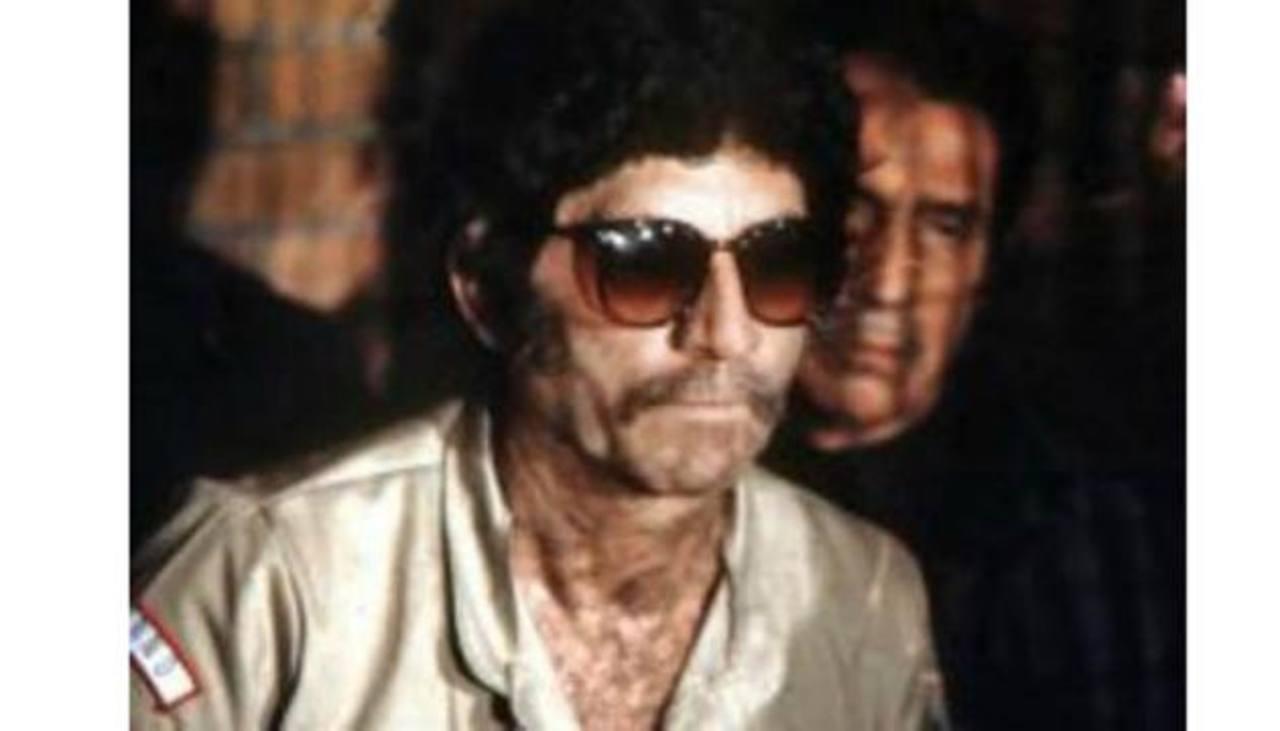 En la imagen aparece Ernesto Fonseca Carrillo al ser capturado. Foto EDH