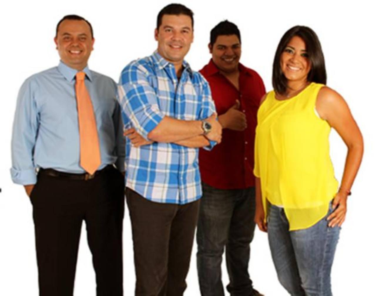 """Los oyentes cuentan con el profesionalismo y el dinamismo del equipo de """"La Puntada"""" de Punto 105."""