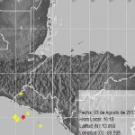Mapa del SNET. FOTO EDH