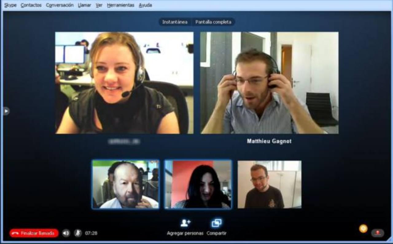 Skype celebra 10 años