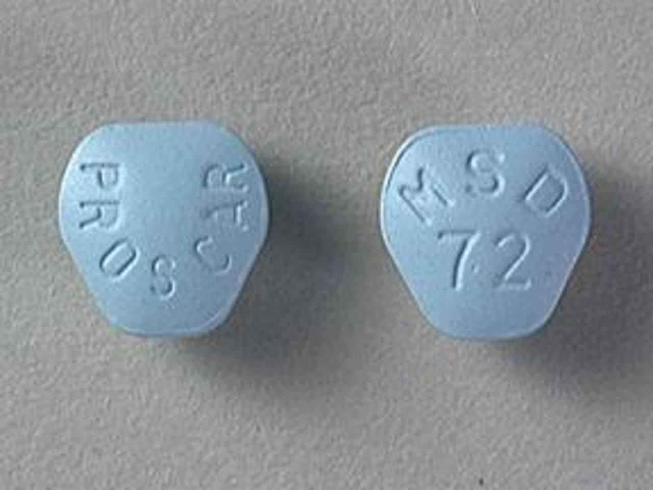 El medicamento, fabricado por Merck & Co., se vende bajo la marca Proscar y en forma genérica como finasterida.