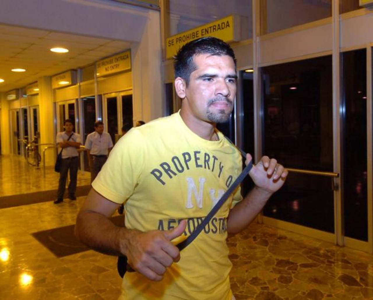 Miguel Montes se encuentra entre los 22 seleccionados suspendidos. Foto EDH / Archivo