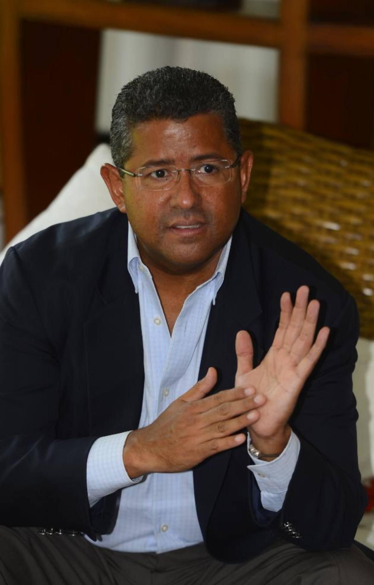 Francisco Guillermo Flores Pérez. Foto edh/archivo