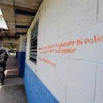 Docentes del Complejo Educativo Cantón San Francisco Dos Cerros, han denunciado amenazas. foto edh / ARCHIVO