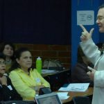 Imagen de archivo de uno de los diplomados de educación de la afectividad, impartido por Icef.